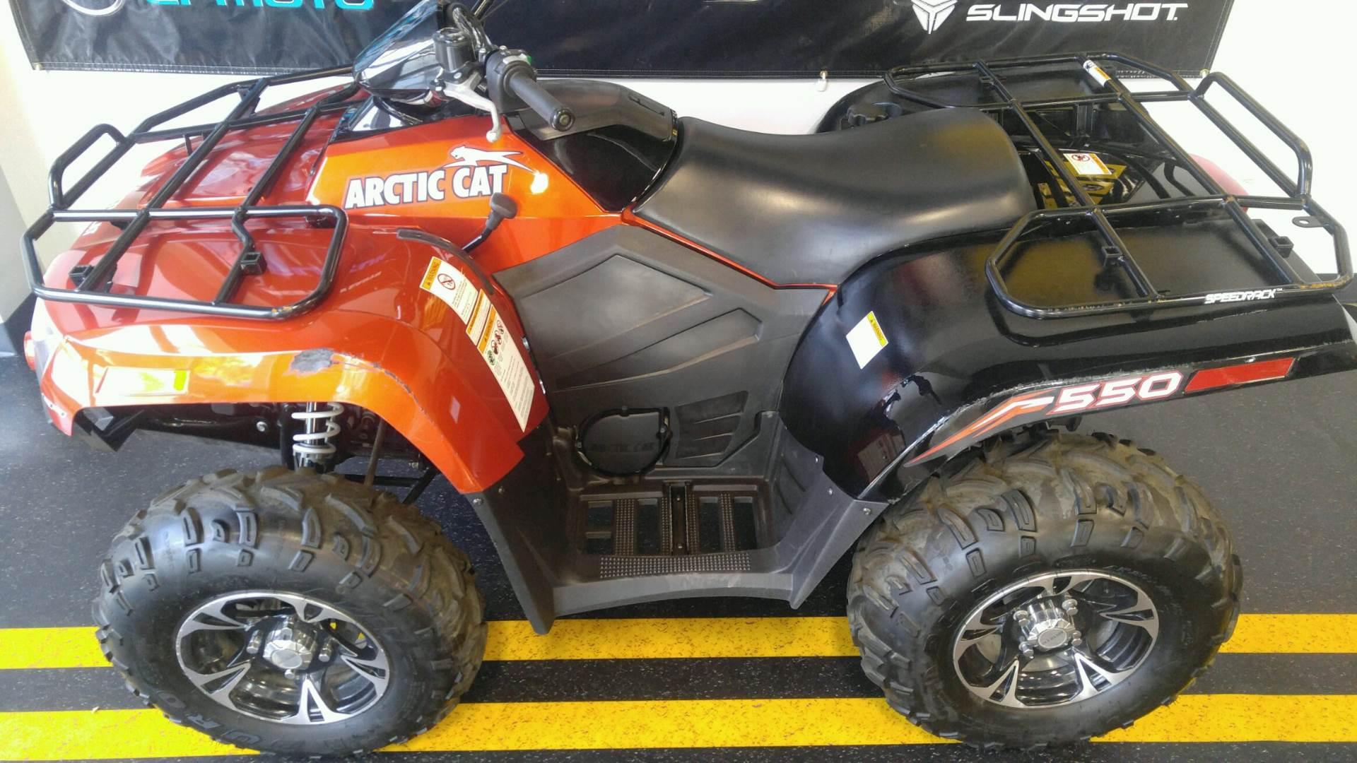 2013 Arctic Cat 550 XT™ in Brighton, Michigan