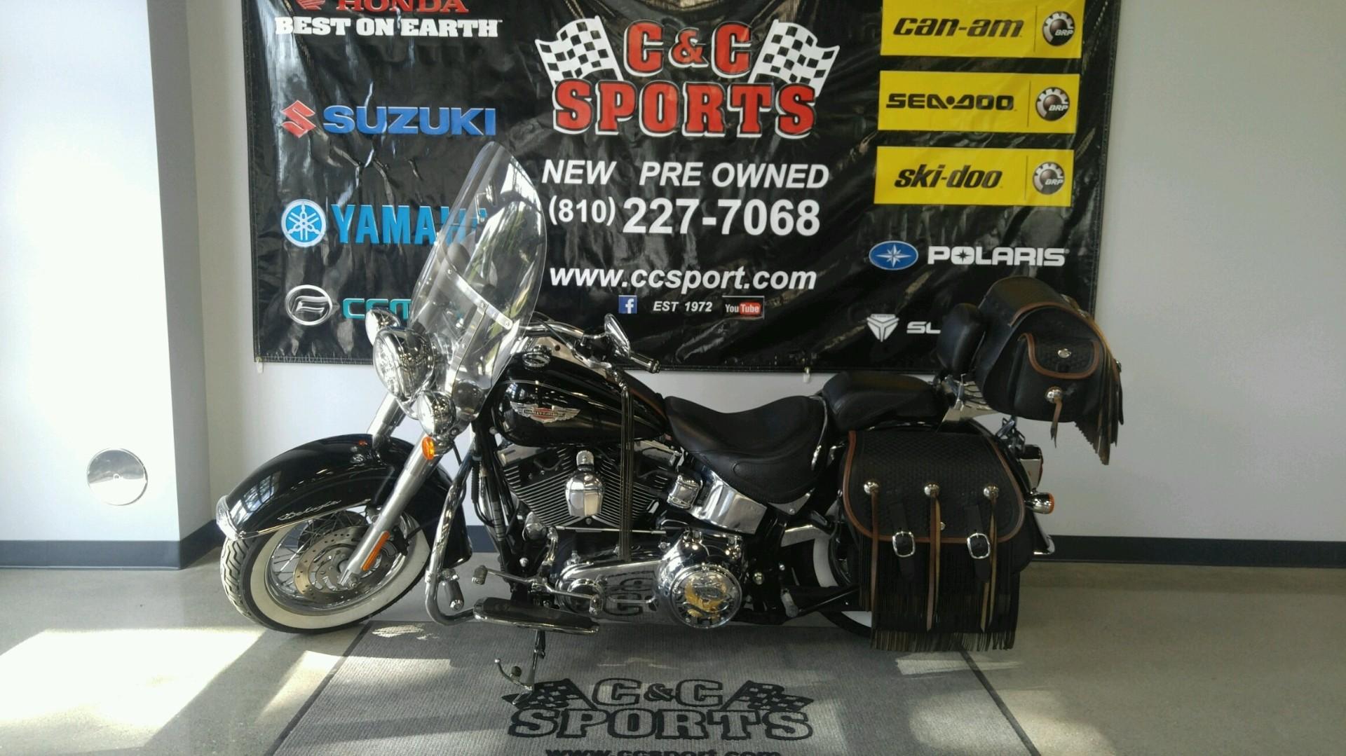 2007 Harley-Davidson Softail® Deluxe in Brighton, Michigan