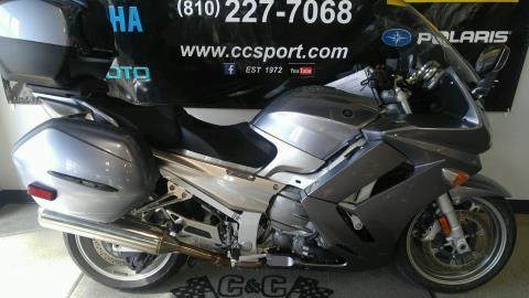 2007 Yamaha FJR 1300AE in Brighton, Michigan