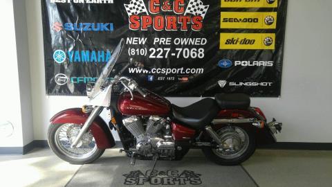 2009 Honda Shadow Aero® in Brighton, Michigan