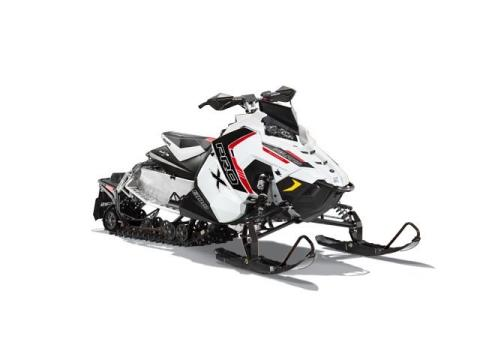 2016 Polaris 800 Switchback PRO-X LE White Lightning in Brighton, Michigan
