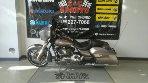 2015 Harley-Davidson Street Glide® in Brighton, Michigan
