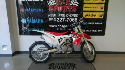 2013 Honda CRF®450R in Brighton, Michigan