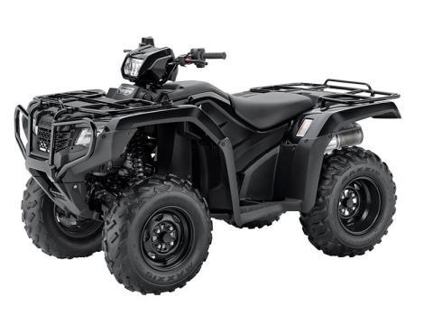 2015 Honda FourTrax® Foreman® 4x4 ES EPS in Brighton, Michigan