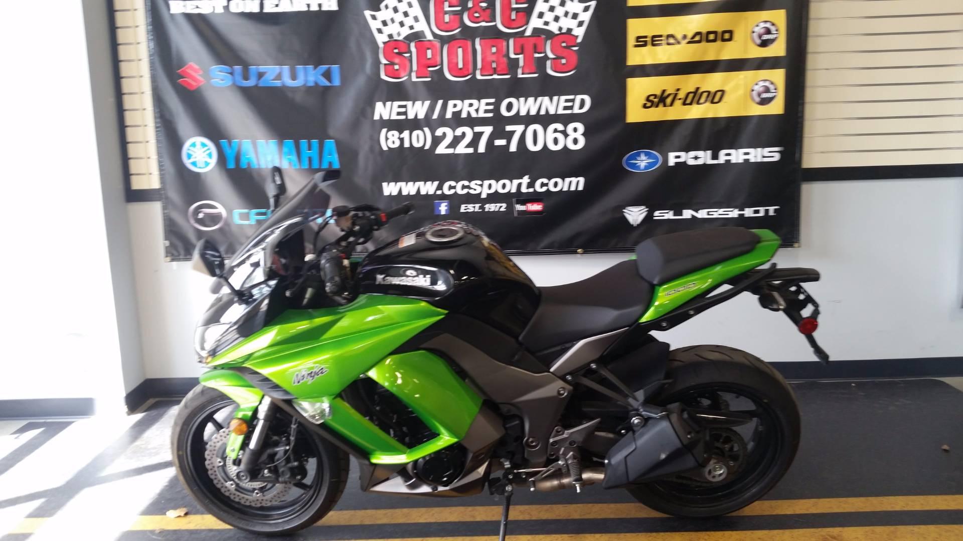 2013 Ninja 1000 ABS