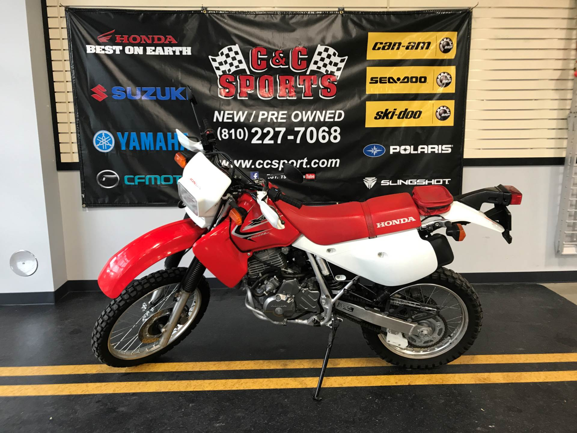 2013 Honda XR™650L in Brighton, Michigan