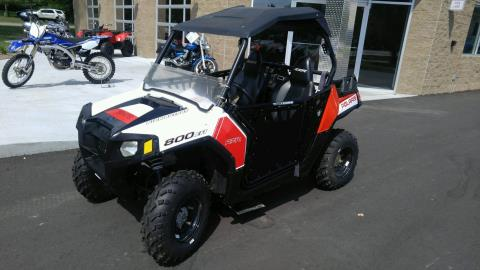 2011 Polaris Ranger RZR® 800 LE in Brighton, Michigan
