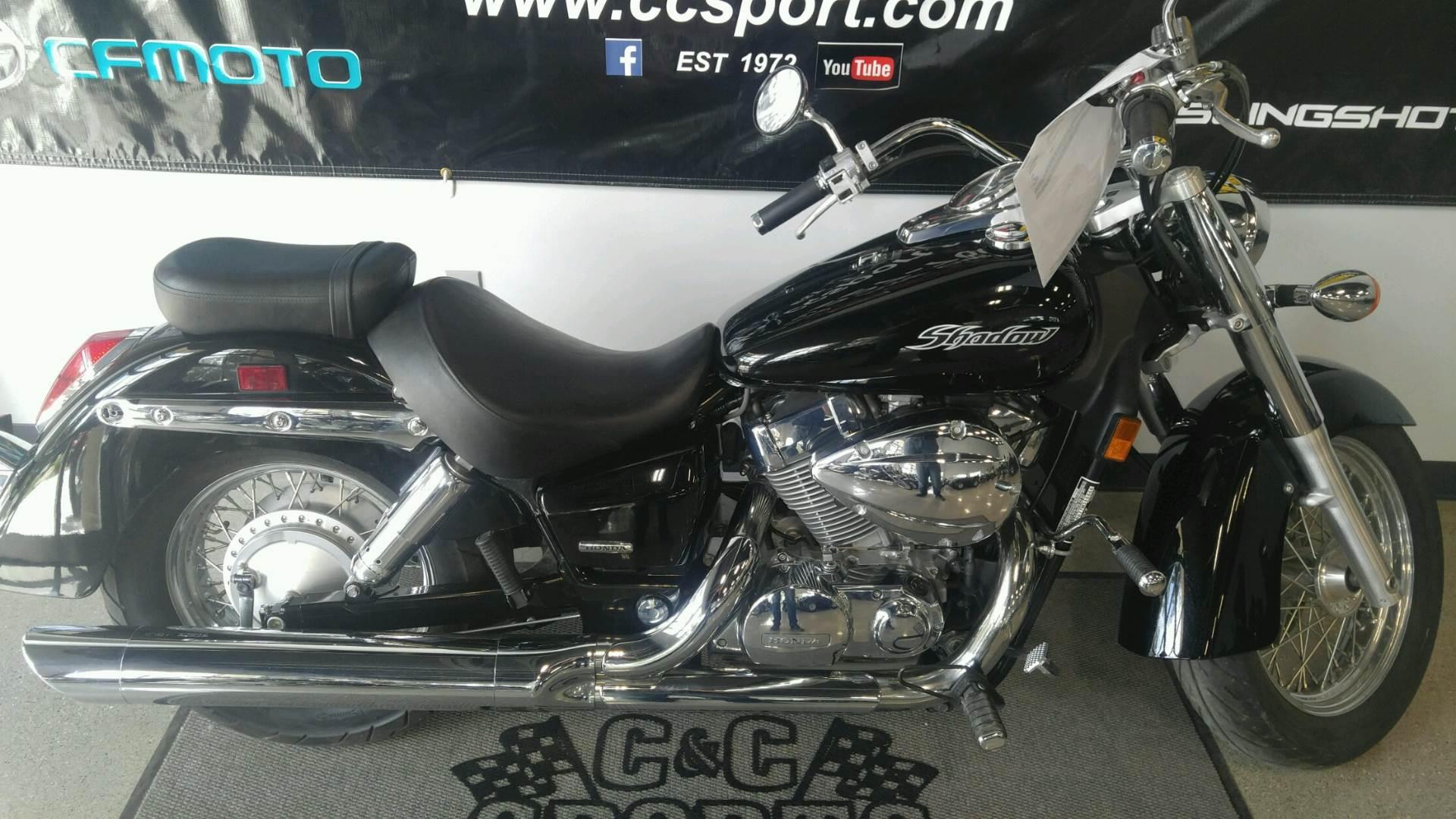 2007 Honda Shadow Aero® in Brighton, Michigan