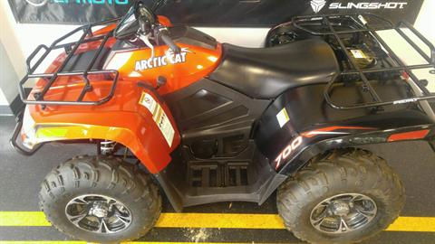2013 Arctic Cat 700 XT™ in Brighton, Michigan