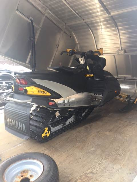 2006 Yamaha Nytro in Brighton, Michigan
