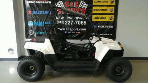 2015 Cazador Beats 180 Youth side by side atv in Brighton, Michigan