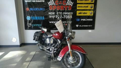 2004 Harley-Davidson FLSTC/FLSTCI Heritage Softail® Classic in Brighton, Michigan