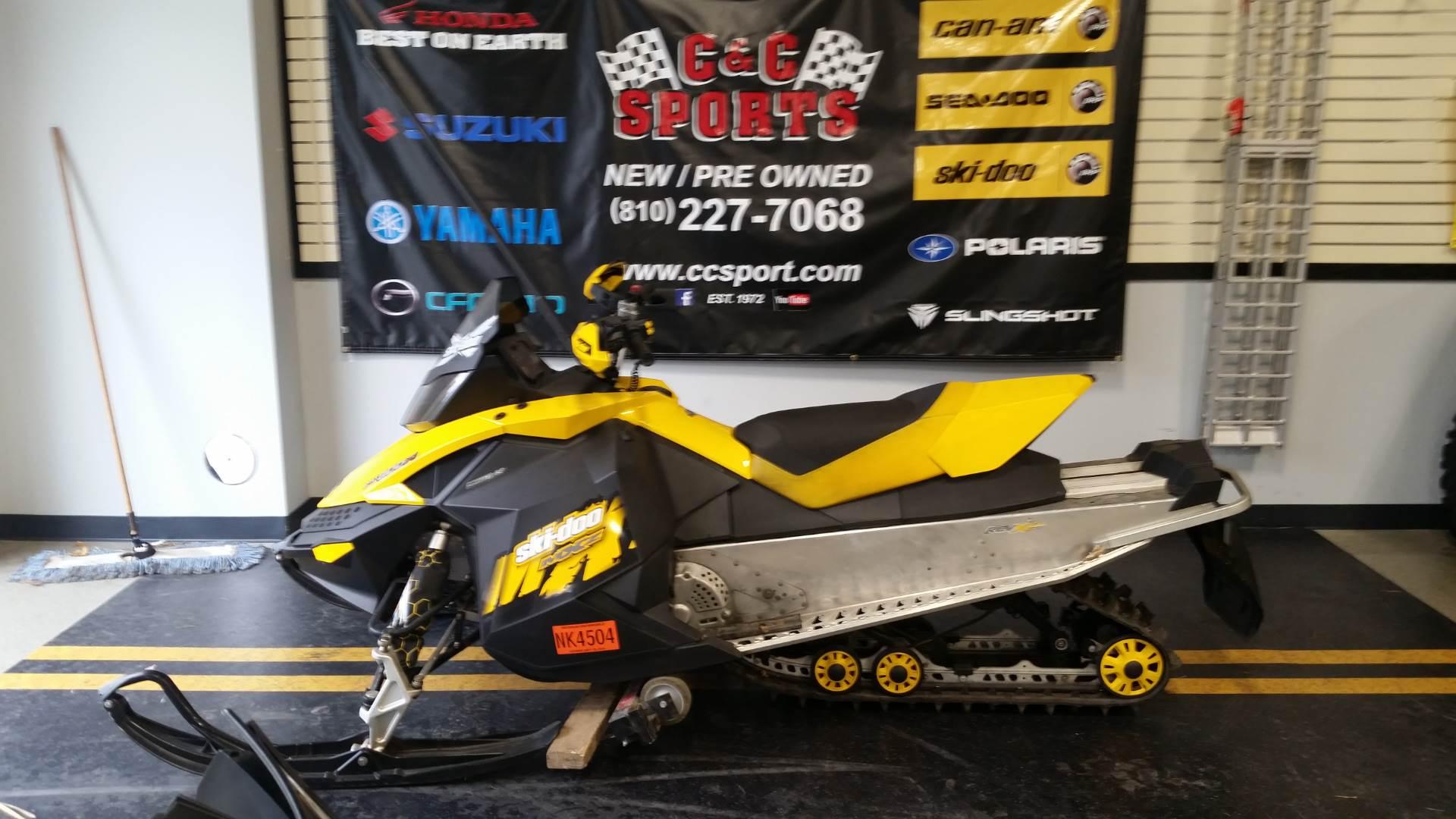 2009 MX Z Adrenaline 800R PowerTEK
