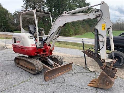 2014 Takeuchi TB230 in Cumming, Georgia