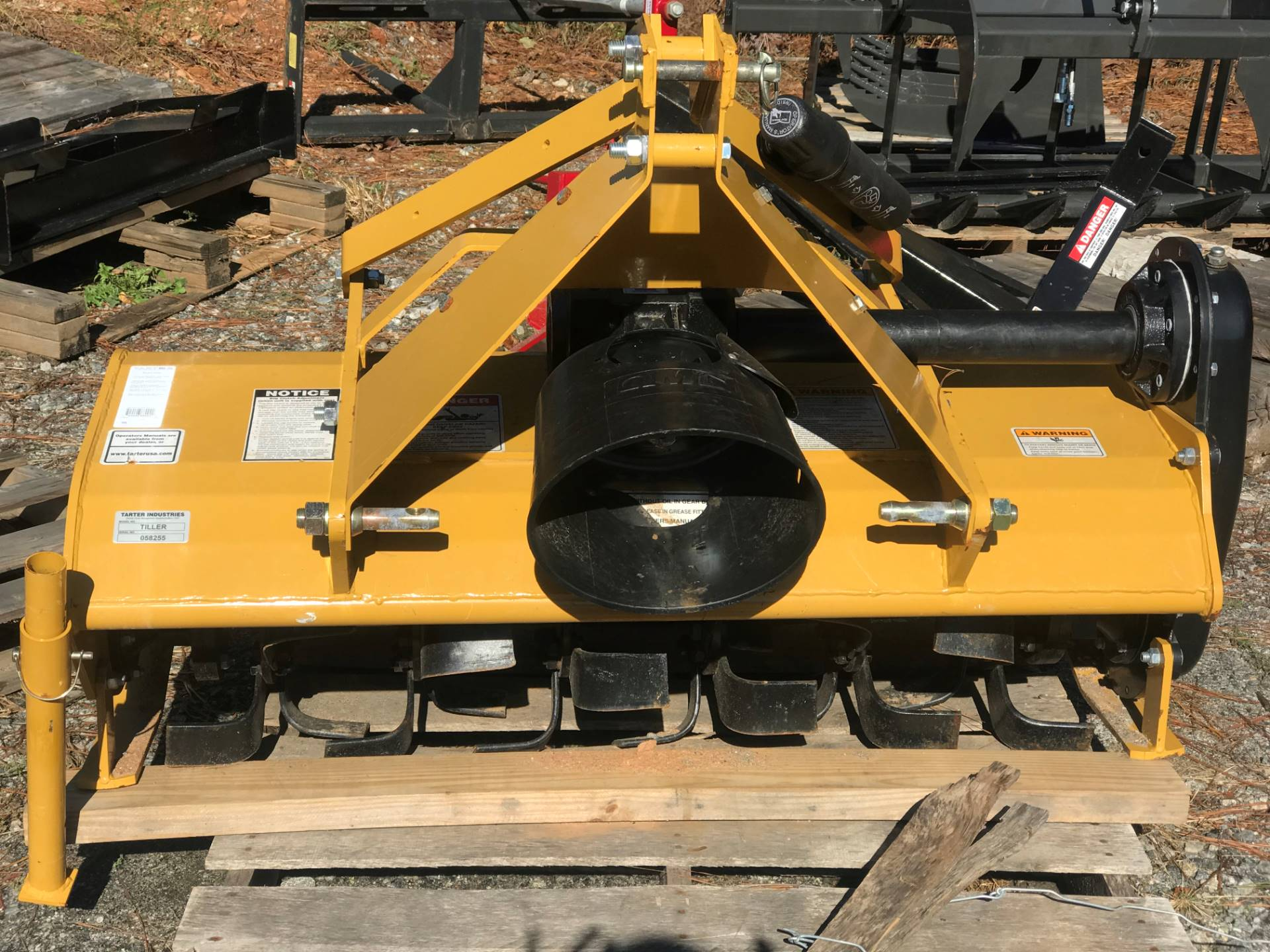 2019 Tarter Farm and Ranch Equipment Tiller in Cumming, Georgia