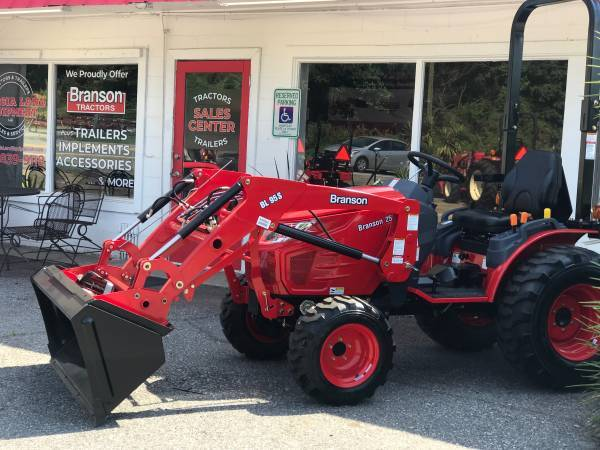 2019 Branson Tractors 2505H in Cumming, Georgia