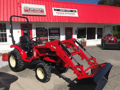 2019 Branson Tractors 2400 in Cumming, Georgia