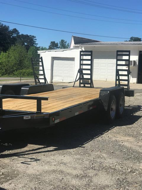 2019 Hooper Trailers 7 X 18 TRAILER in Cumming, Georgia