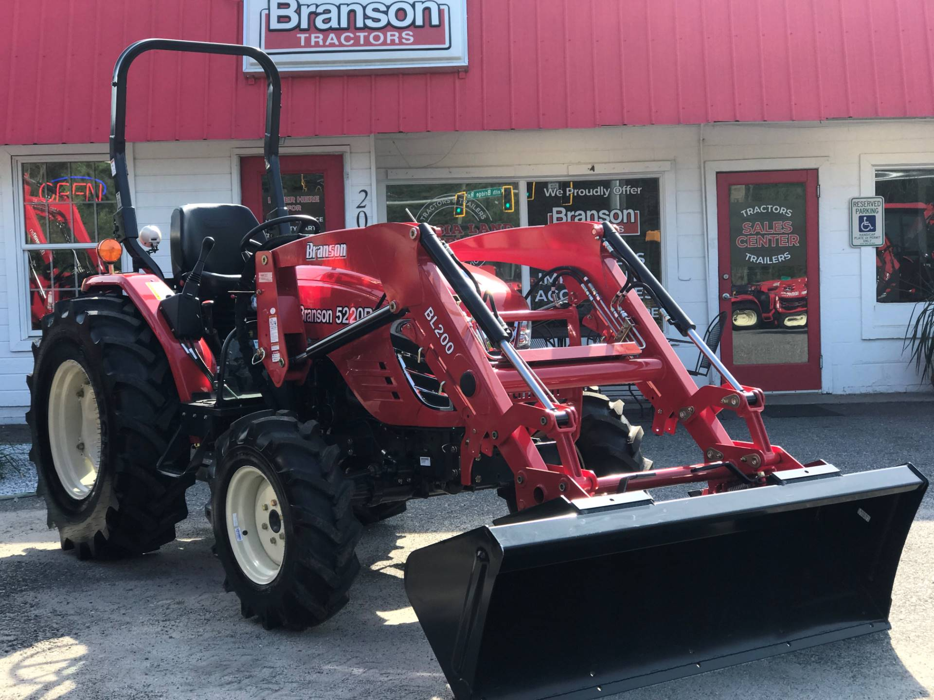 2019 Branson Tractors 5220R in Cumming, Georgia
