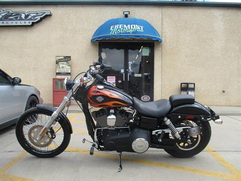 2012 Harley-Davidson Dyna® Wide Glide® in Florence, Colorado