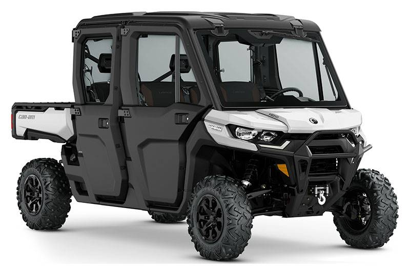 2020 Can-Am Defender Max LTD Cab HD10 in Florence, Colorado - Photo 1