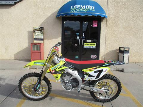 2014 Suzuki RM-Z450 in Florence, Colorado