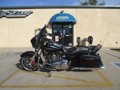 2015 Harley-Davidson Street Glide Special SE in Florence, Colorado