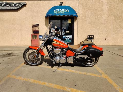 2012 Yamaha Raider SCL in Florence, Colorado
