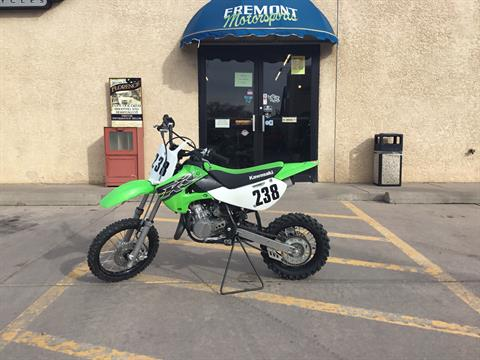 2019 Kawasaki KX 65 in Florence, Colorado