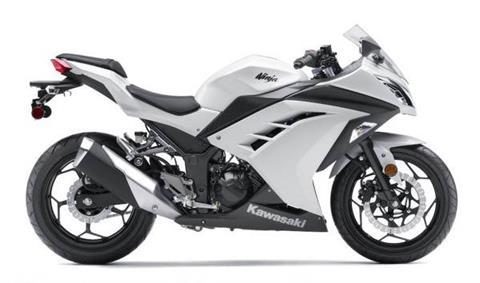 2017 Kawasaki Ninja 300 in Florence, Colorado