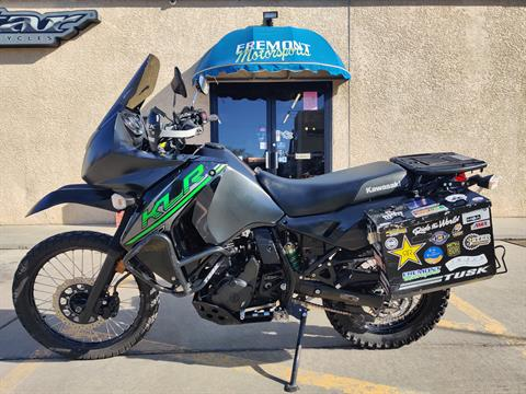 2017 Kawasaki KLR650 in Florence, Colorado