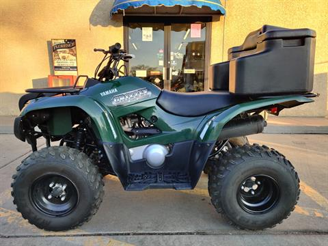 2013 Yamaha Grizzly 300 Automatic in Florence, Colorado