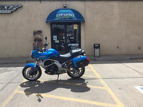 2009 Kawasaki Versys™ in Florence, Colorado