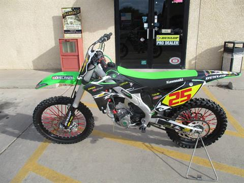 2016 Kawasaki KX250F in Florence, Colorado