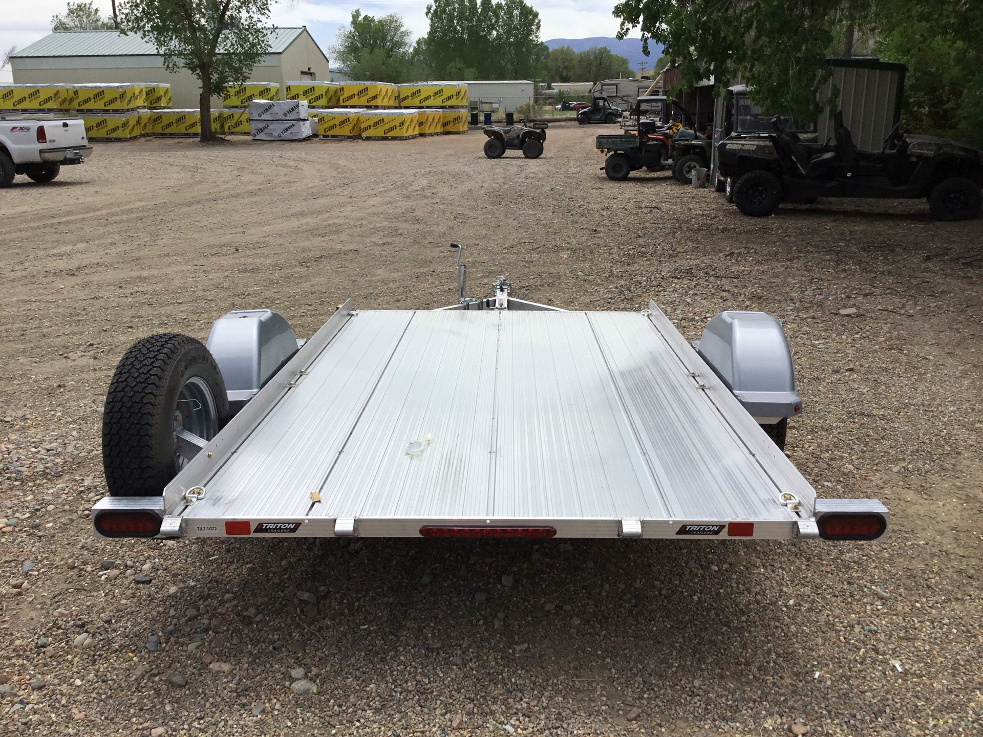 2017 Triton Trailers TILT1072 in Florence, Colorado