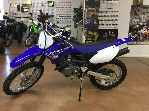 2019 Yamaha TT-R125LE in Florence, Colorado