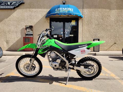 2017 Kawasaki KLX140 in Florence, Colorado