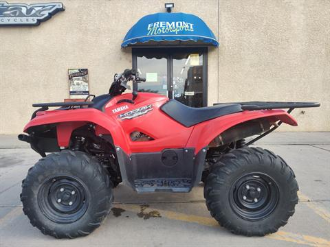 2016 Yamaha Kodiak 700 in Florence, Colorado