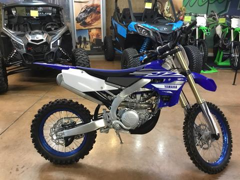 2019 Yamaha YZ450FX in Florence, Colorado