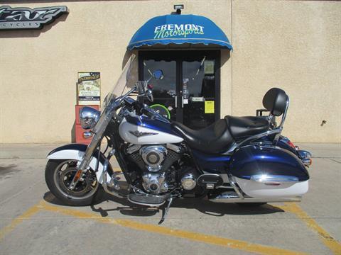 2013 Kawasaki Vulcan® 1700 Nomad™ in Florence, Colorado