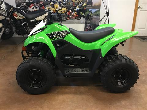 2019 Kawasaki KFX 90 in Florence, Colorado