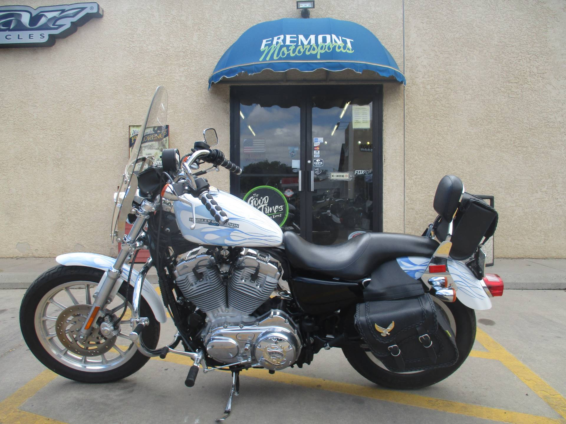 2006 Harley-Davidson Sportster® 883 Low in Florence, Colorado