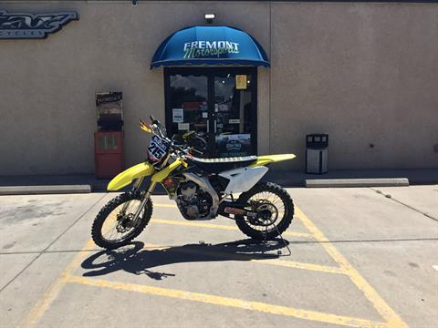 2012 Suzuki RM-Z450 in Florence, Colorado