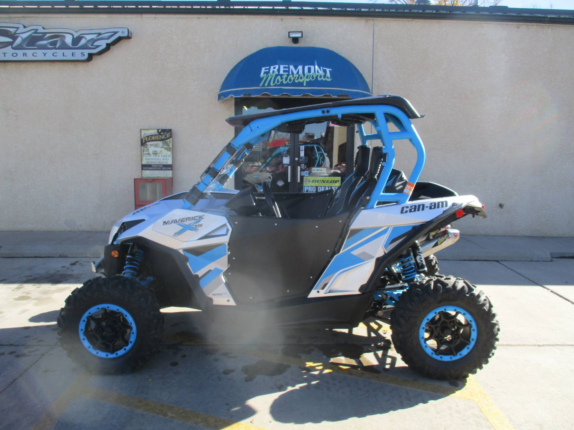 2016 Can-Am Maverick X ds Turbo in Florence, Colorado