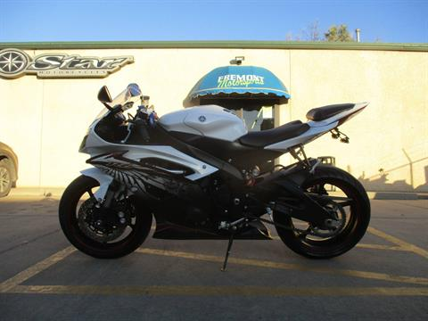 2012 Yamaha YZF-R6 in Florence, Colorado