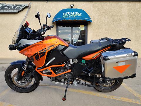 2013 KTM Adventure 1190 in Florence, Colorado
