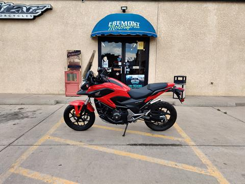 2015 Honda NC700X® DCT ABS in Florence, Colorado