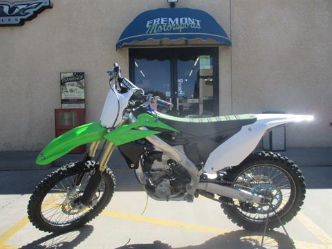 2014 Kawasaki KX™250F in Florence, Colorado