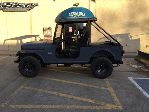 2019 Mahindra Roxor Rugged in Florence, Colorado