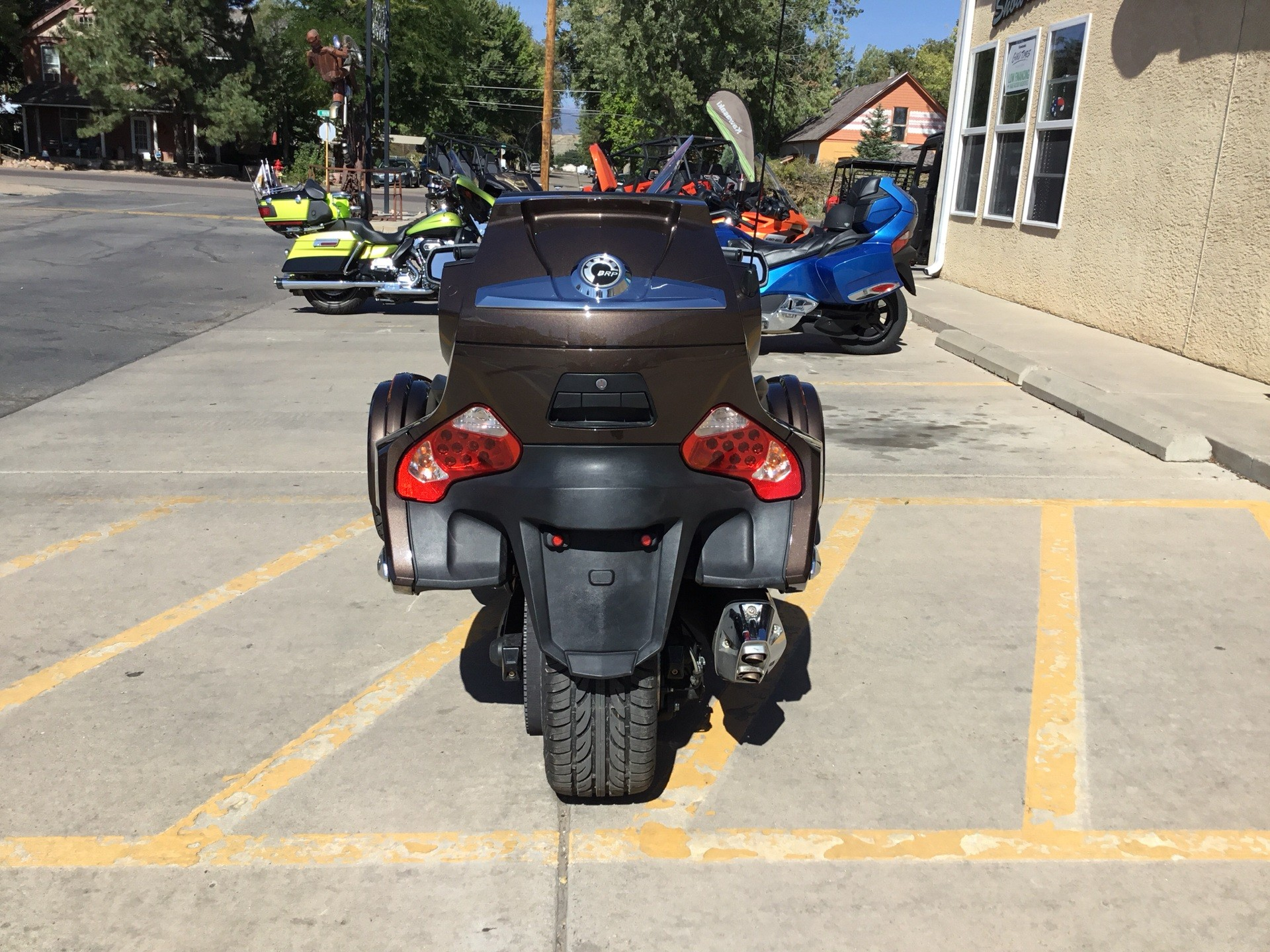 2013 Can-Am Spyder® RT Limited in Florence, Colorado - Photo 4